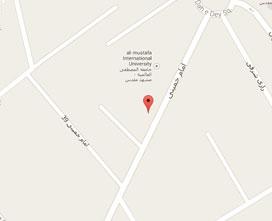 استفاده از نقشه گوگل در سایت بخش چهارم