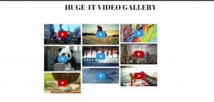 افزونه ویدیو گالری