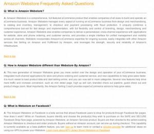 ساخت برگه پرسش و پاسخ (FAQ)