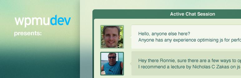 افزونه چت وردپرس chat