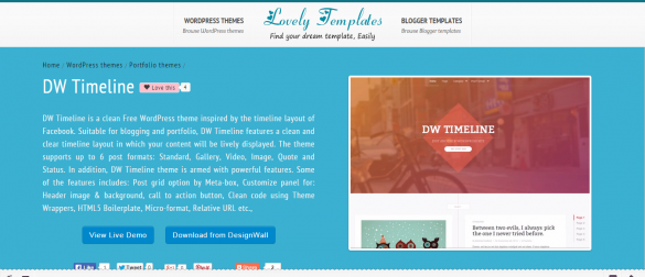 DW-Timeline-WordPress-Theme-Lovely-Templates-585x252