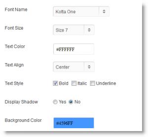 تنظیمات پلاگین stripe ads