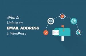 لینک دادن به ایمیل
