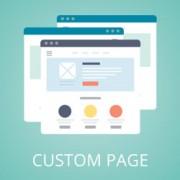 ایجاد یک صفحه سفارشی در وردپرس