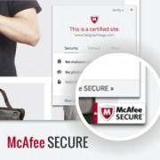 اضافه کردن McAfee به سایت وردپرس