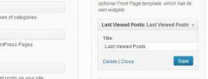 پلاگین Page Template Dashboard در وردپرس