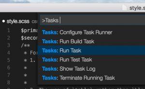 چگونگی چگونگی انجام وظایف در ویژوال استودیو کد به صورت خ ر