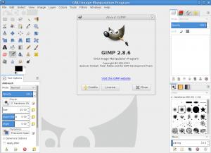 آشنایی با ویرایشگر قدرتنمد تصاویر و.. نرم افزار GIMP (گیمپ)
