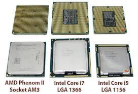 CPU و تفاوت CPU های AMD با intel چیست ؟
