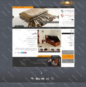 طراحی وب سایت میترانیک