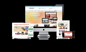 طراحی رایگان قالب وردپرس وب سایت های پربازدید