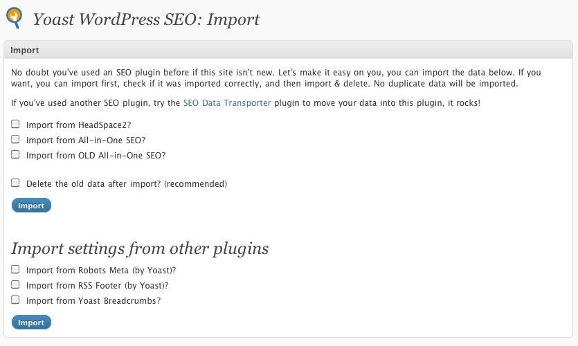 افزونه WordPress seo by yoast