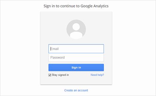 مرحله1:ایجادحساب کاربری در گوگل آنالیز