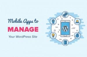 19 نرم افزار برتر همراه برای مدیریت سایت با طراحی قالب وردپرس
