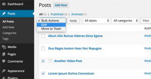پلاگین Archived Post Status در وردپرس