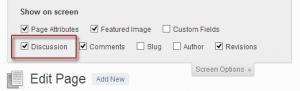 استفاده پیش فرض استاتیک تنظیمات صفحه در وردپرس