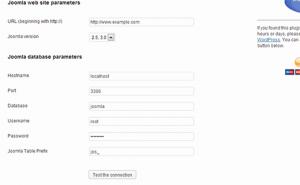 انتقال سایت از جولا به وردپرس