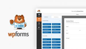 پلاگین WPForms در وردپرس