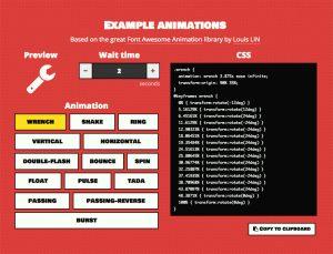 ژنراتور برای ایجاد مکث سفارشی انیمیشن