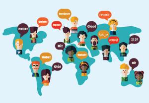استفاده از زبان انگلیسی در مدیریت یک سایت چند زبانه در وردپرس