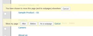 استفاده از افزونه Advanced Page Manager