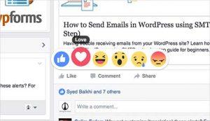 نحوه اضافه کردن Like فیس بوک در وردپرس