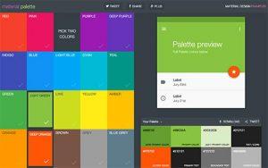 نرم افزار  Material Palette