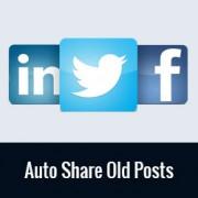 اشتراک گذاشتن پست های قدیمی وردپرس به صورت خودکار