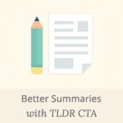 نحوه اضافه کردن خلاصه بهتر در پست وردپرس با TLDR CTA