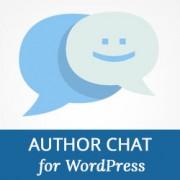 چگونگی چت با نویسنده در سایت وردپرس
