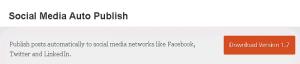 پلاگین Social Media Auto Publish در وردپرس